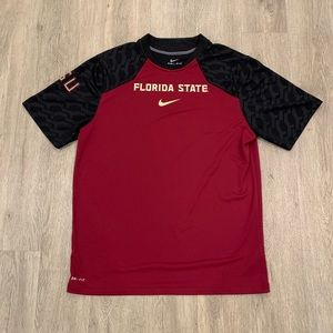 Florida State Nike Dri-Fit Shirt Large
